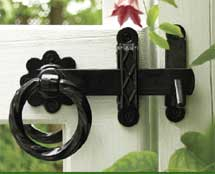 Twisted Ring Gate Latch product details