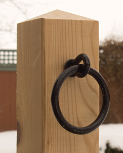 Hitching Post Rings Product Details