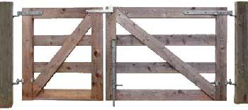 Free Gate Plans